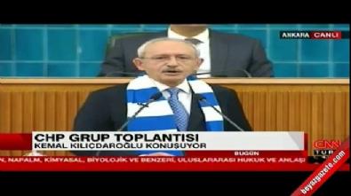 Kılıçdaroğlu yine kendinden bekleneni yaptı