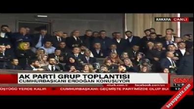Cumhurbaşkanı Erdoğan: Siyasi içerikli darbe girişiminin adresidir