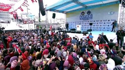 adalet yuruyusu -  Cumhurbaşkanı Erdoğan:'İş Bankası hissesi Meclise gelecek, MHP de buna destek verecek'