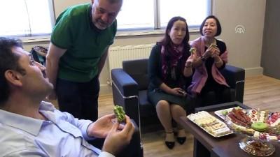 saray mutfagi - Osmanlı saray lezzetlerini Çinliler de tadacak - EDİRNE