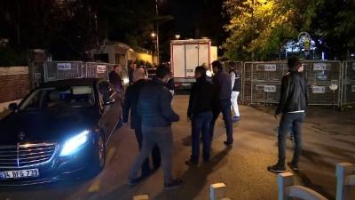 Suudi gazeteci Kaşıkçı'nın kaybolması - Olay yeri inceleme ekipleri konsolosluktan ayrıldı (1) - İSTANBUL