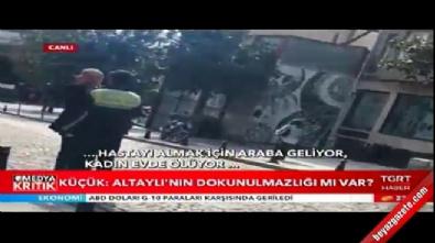 Fatih Altaylı'dan polise ağız dolusu küfür