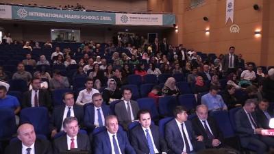 gonul elcileri - Erbil Uluslararası Maarif Okulunun resmi açılışı yapıldı (2)