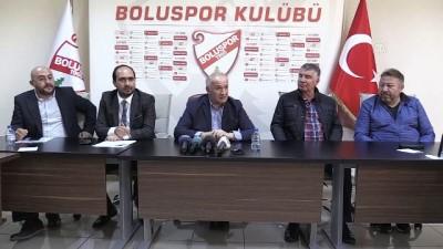 Boluspor'a borç ihbarnamesi gönderilmesi - BOLU