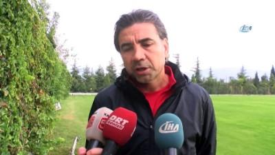 """Osman Özköylü: """"Sadece pirim vererek, pirim alarak bu işler yürümez'"""