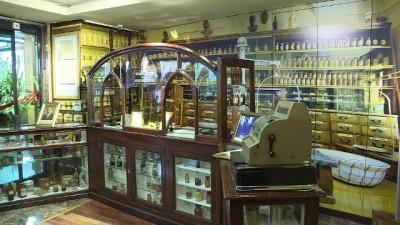 ilac uretimi - 'Atatürk'ün eczanesi'nin malzemeleri Ankara Eczacı Odasında sergilenecek (1) - ANKARA