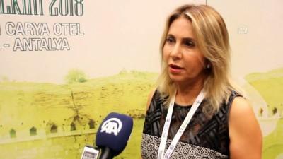 'Türkiye'de güzellik, estetik ekonomisinin büyüklüğü 2 milyar dolar' - ANTALYA