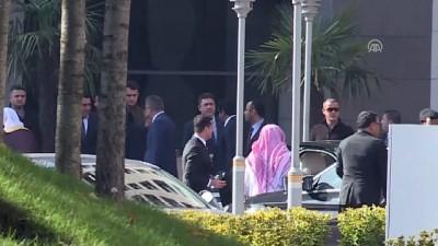 Suudi Arabistan Başsavcısı Ma'cib, adliyeden ayrıldı - İSTANBUL