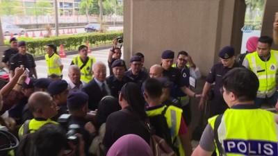 - Eski Başbakan Rezak'ın Eşi Kefaletle Serbest Bırakıldı