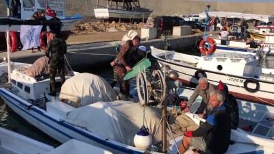 Aslan balığı avlama yarışması - ANTALYA