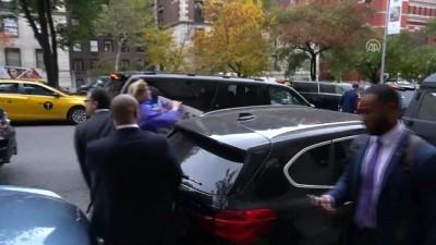 ABD İç Güvenlik Bakanı Nielsen'e protesto - NEW YORK