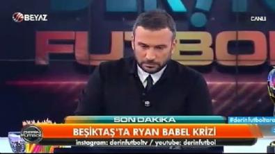 Beşiktaş'ta Ryan Babel kadro dışı kalıyor!