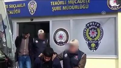 kacak gecis - DEAŞ ve PYD/PKK iş birliği terörist ifadelerine yansıdı - ŞANLIURFA