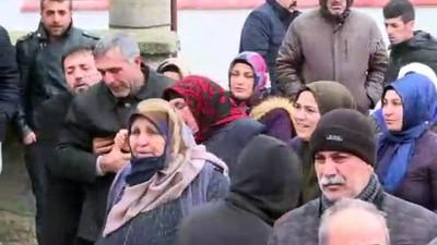 Kuzey Marmara Otoyolu'ndaki iş kazası - Hayatını kaybeden Sıddık Canpolat toprağa verildi - KOCAELİ