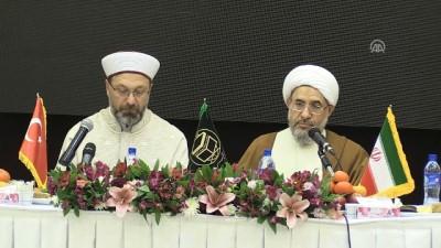 Erbaş: 'Türkiye ve İran'ın ümmetin istifadesine sunacağı çok iş var' - TAHRAN