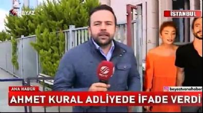 Ahmet Kural ifade sonrası açıklama yaptı