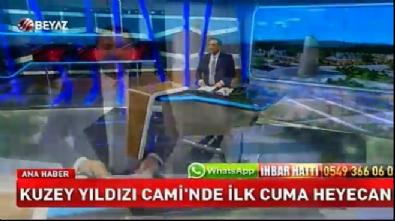 Ankara Kuzey Yıldız Camii ve Külliyesi açıldı