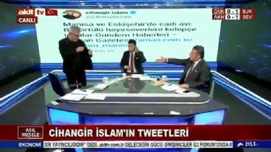 FETÖ'yü savunduğu tweetler İslam'ı çıldırttı!