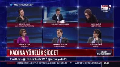 Tuğba Ekinci: Türk erkeği el kaldırır...