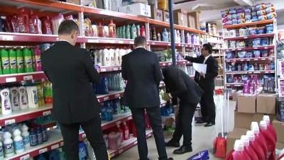 Turistlerin alışveriş yaptığı dükkanlar denetlendi - EDİRNE