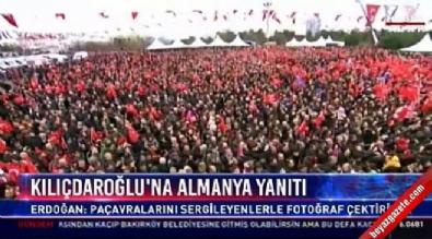 kemal kilicdaroglu - Erdoğan'dan Kılıçdaroğlu'nun sokak çağrısına yanıt...