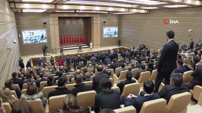 nano -  Cumhurbaşkanı Erdoğan, Cumhurbaşkanlığı Kültür ve Sanat Büyük Ödülleri'ni takdim etti