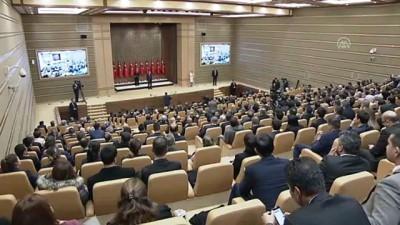 nano - Cumhurbaşkanlığı Kültür Sanat Büyük Ödülleri Töreni (1) - ANKARA