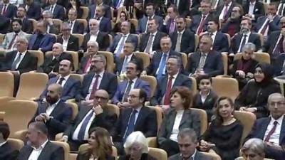 nano - Cumhurbaşkanlığı Kültür Sanat Büyük Ödülleri Töreni - İpşirli ve İnanoğlu - ANKARA