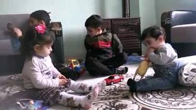 misket bombasi - Mahmut artık geleceğe umutla bakıyor - HATAY