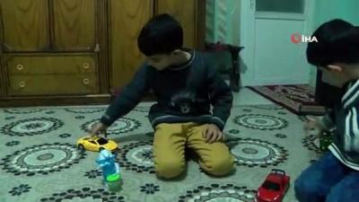 goz ameliyati -  Suriyeli Mahmut protez gözüne kavuştu