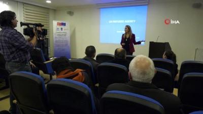 birlesmis milletler -  Uluslararası Mesleki Eğitim Merkezi'nin tanıtımı yapıldı