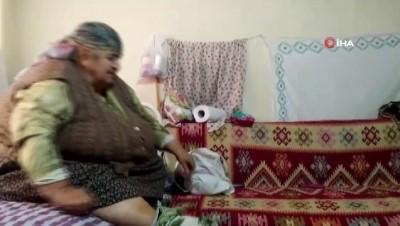 asiri kilolar -  185 kiloluk kadının yardım çığlığı...Kilolarından kurtulmak için yardım bekliyor