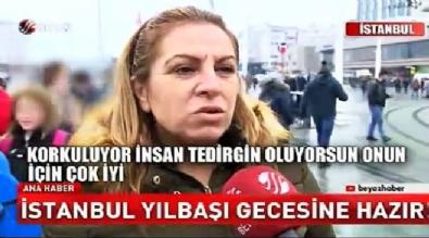 İstanbul yılbaşı gecesine hazır