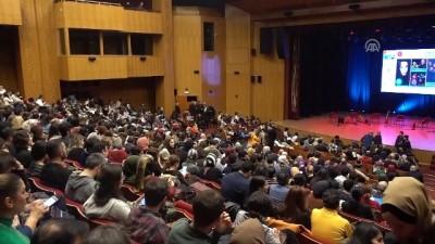 Hümayun Şeceryan CRR'de konser verdi - İSTANBUL