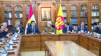 IKBY'de başkanlık adayı Neçirvan Barzani - ERBİL