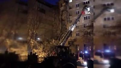 - Rusya'da Gaz Patlaması: 3 Ölü