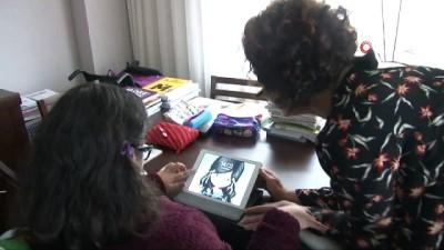 masal kitabi -  Masalların engelli kahramanı... Kitap gelirlerini engelli vatandaşların ihtiyaçları için bağışlayacak