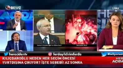 kemal kilicdaroglu - Mehmet Metiner Kılıçdaroğlu'na demediğini bırakmadı