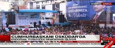 Cumhurbaşkanı Erdoğan'dan Sarı Yelekliler yorumu