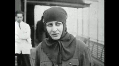 Halide Edip'in Yeni Zelanda arşivlerinden yeni görüntüleri ortaya çıktı