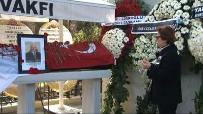 kalaba -  İstanbul Barosu Eski Başkanı Kazım Kolcuoğlu son yolculuğuna uğurlandı