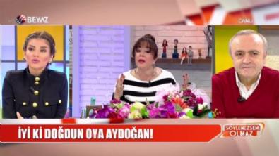 Oya Aydoğan, doğum gününde hatırlandı...