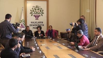 HDP Grup Başkanvekili Kerestecioğlu - TBMM