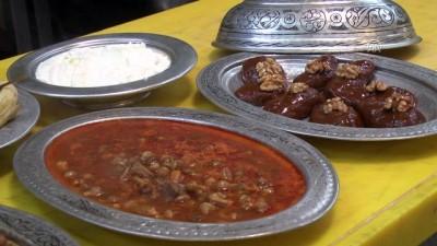 saray mutfagi - Unutulan lezzetler tarihi konakta damakla buluşuyor - KIRŞEHİR