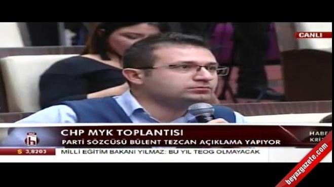 metin kulunk - Bülent Tezcan'ın cevap veremediği soru...