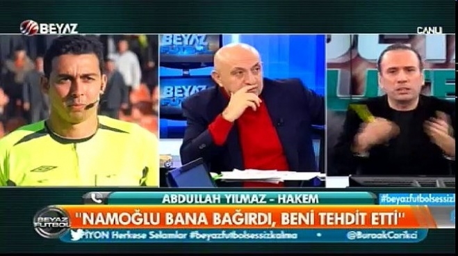 belediyespor - Abdullah Yılmaz Beyaz Futbol'a konuştu