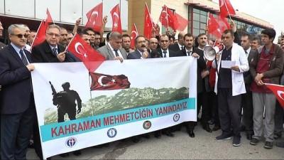 vatana ihanet -  GAÜN'den Zeytin Dalı Harekatı'na destek açıklaması