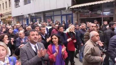 CHP Mustafakemalpaşa ilçe binası açılışı - BURSA