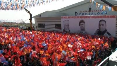 """Erdoğan: """"Mehmedimize saldıranları inlerinde boğduk"""""""