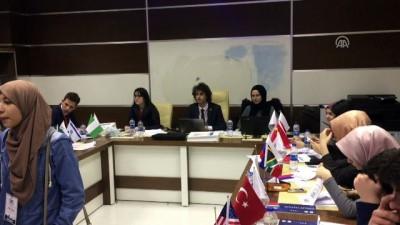 birlesmis milletler - KAIHLMUN'18, 'Gerçek Ötesi ve Adalet' teması altında devam ediyor - İSTANBUL